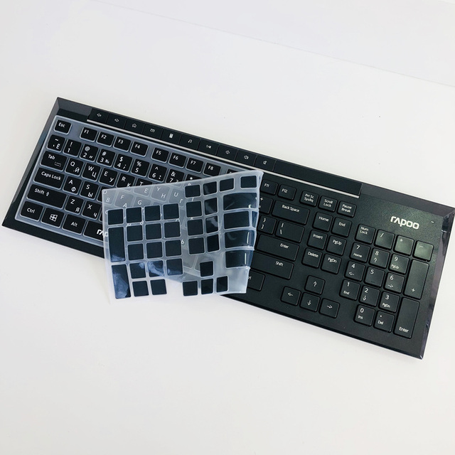 Multimedia Wireless Keyboard Mouse Combo 2