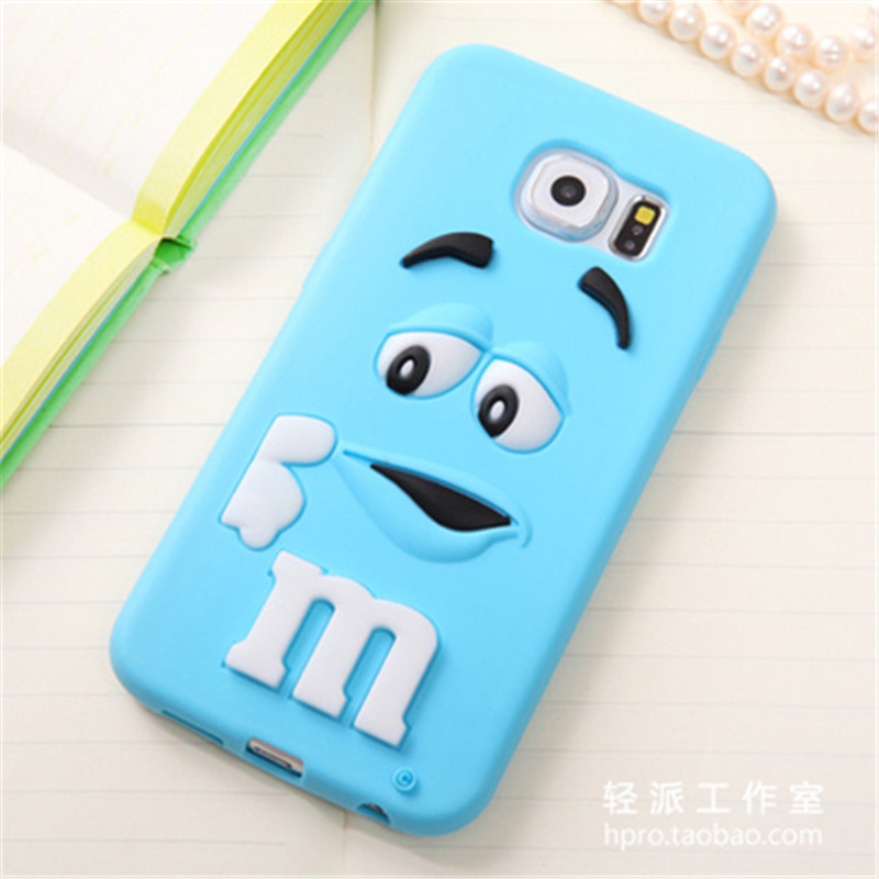 silicone case picture more detailed picture about cartoon m m 39 s candy soft silicone case for. Black Bedroom Furniture Sets. Home Design Ideas
