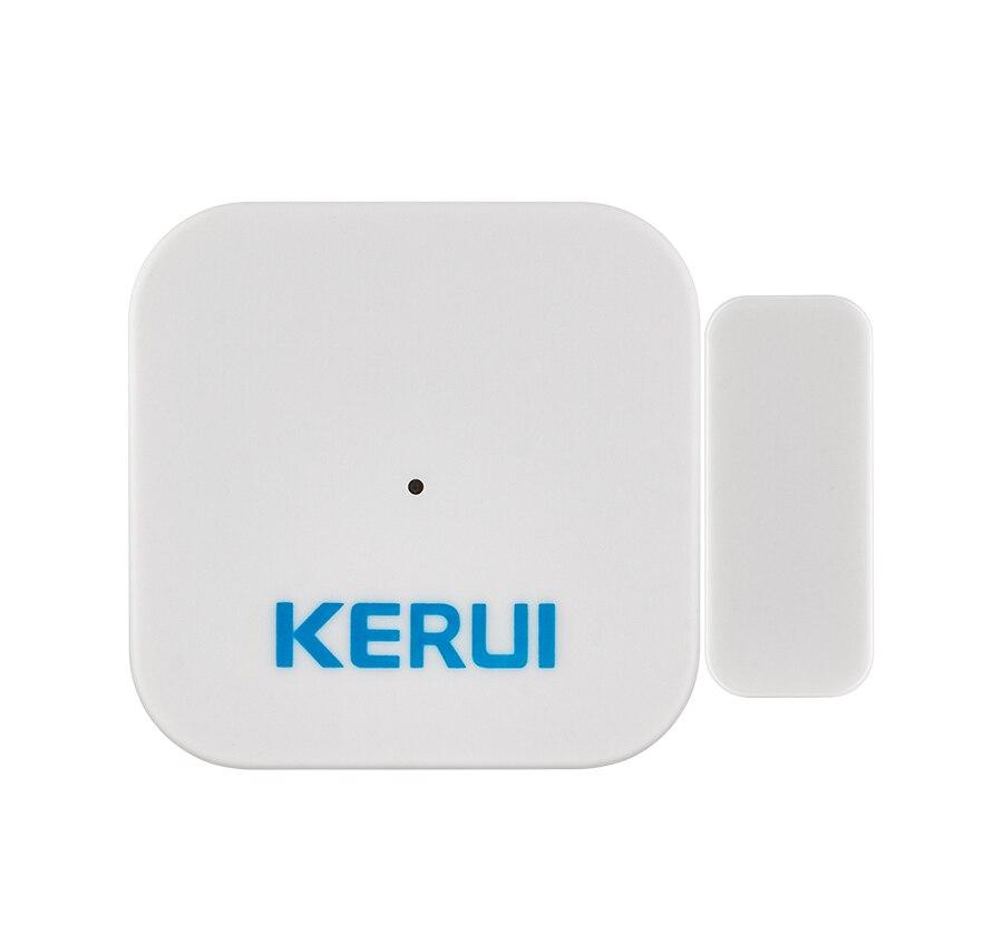 KERUI D028 Smart Home Window Door Magnet Sensor Detector Portable Anti Tamper Burglar Alarm Wireless For KERUI Alarm System|Sensor & Detector| |  - title=