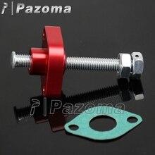 Red Timing Cam Chain Tensioner Manual Adjuster For Kawasaki Vn 750 700 Vulcan Vn 1500 1600 Zl 600 900 Klf Klt Kvf 220 250 300