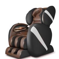 AngelRuila Full Body Massage Chair Heated Back Massage Seat Auto Car Home Office Electric Massage Cushion Heat Vibrate Back Neck