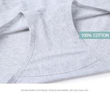 2018 briefs panties for women cotton seamless