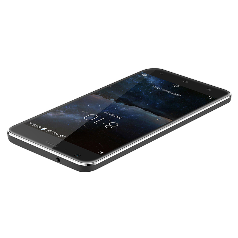 Blackview A7 1GB 8GB Smartphone 5.0 Inch HD MTK6580A Quad Core Mobile Phone Dual Rear Cameras 3 G Android 7.0 2800mAh Battery