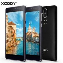 XGODY Y22 Smartphone 6,0 Zoll 1 GB RAM + 16 GB ROM Quad Core Android 5,1 Dual SIM Karten 8.0MP GPS WiFi WCDMA 3G Setzte handys