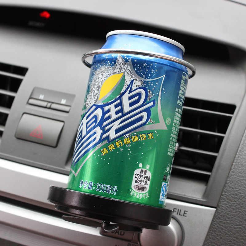 Auto Uscita Aria Drink Holder Caso di Auto Supporto di Tazza di Acqua Auto Supporto Della Bevanda Con Piccolo Ventilatore Auto Universale Accessori Per Interni