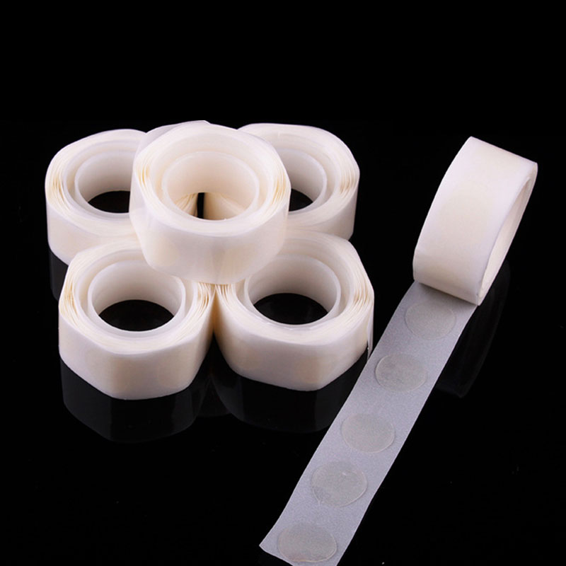 100pcs/roll Balloons Accessories Balloons Glue Wholesale Wedding Birthday Balloo