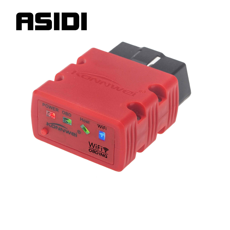 Мини-сканер ELM327 KW902 Bluetooth 3,0 для диагностики автомобиля, Elm 327 OBD2, считыватель кодов лучше, чем elm327 V2.1