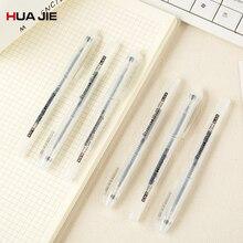 цены Creative Refills Gel Pen 12Pcs 0.5mm Black Ink Neutral Pen Magic Gel Pen Student Exam Writing Pen School Stationery GP-1002