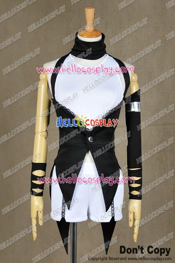 RWBY Cosplay Black Trailer Blake Belladonna Costume Combat Uniform H008