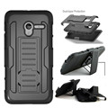 Shockproof Belt Clip Holster Shell Armor Cover Hard Case For Alcatel One Touch Pop 3 5.0 5015 5015D Heavy Duty Phone Cases