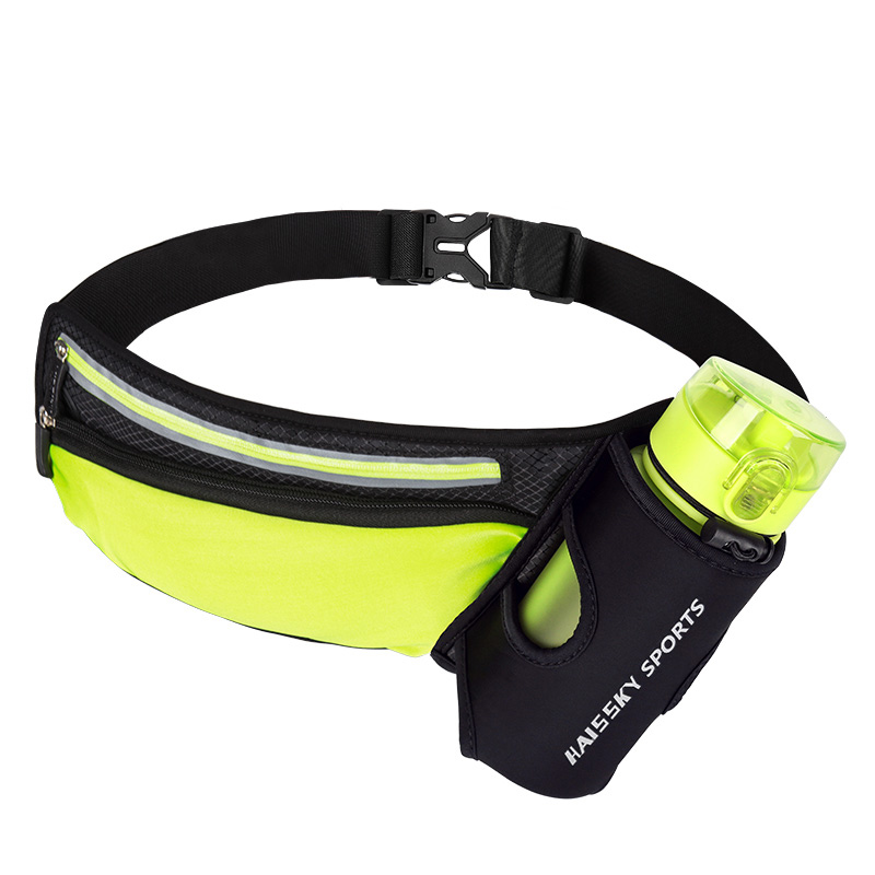 Mobile Phone Accessories Armbands Obliging Haissky Running Sport Waterproof Waist Bag Pouch Case For Iphone X 8 Universal Armbands For Samsung S9 Xiaomi 8 Case Arm Band Luxuriant In Design
