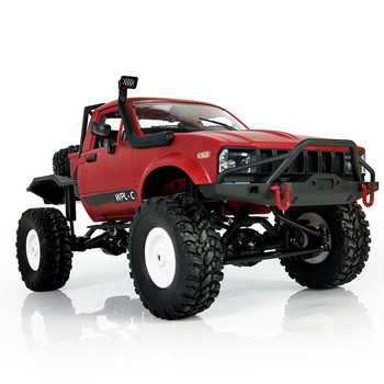 Watchmen WPL C14 1:16 2CH 4WD 2.4G Off-Road Truck Electric RC Car RTR/KIT Mini Racing Car Toy