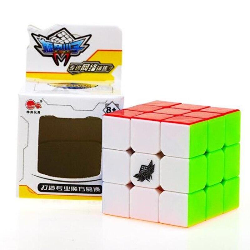 Cyclone Boys 40mm Mini 3x3x3 font b Magic b font font b Cube b font Puzzle
