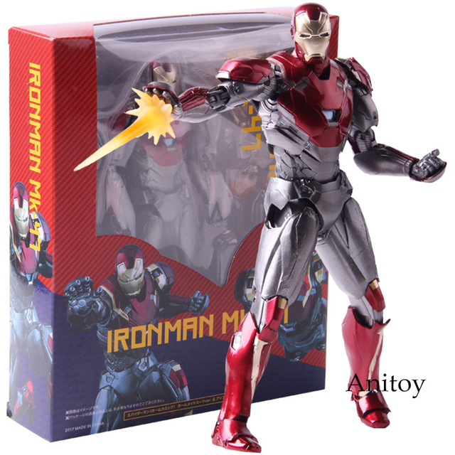 Iron Man Mark MK47