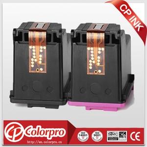 Image 2 - CP 63 סיטונאי עבור HP63XL 63 דיו מחסנית עבור HP Officejet 3833 5255 5258 4650 3830 HP DeskJet 2130 1112 3632 מדפסת (2PK)
