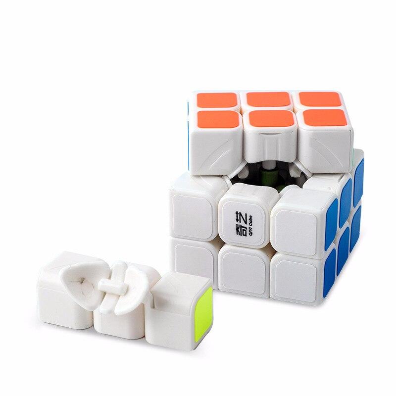 Magic Classic Cubes Puzzle 3X3X3 Fidget Toys 3D Cubic Ruby - ფაზლები - ფოტო 6