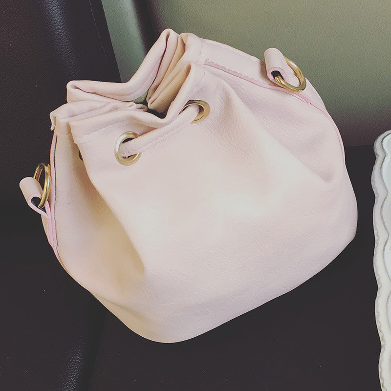 2018 Handbags New Lace Las Bucket Bag Version Of The Trendy Fashion Handbag Shoulder Slung Small Women In Top Handle Bags From Luggage On