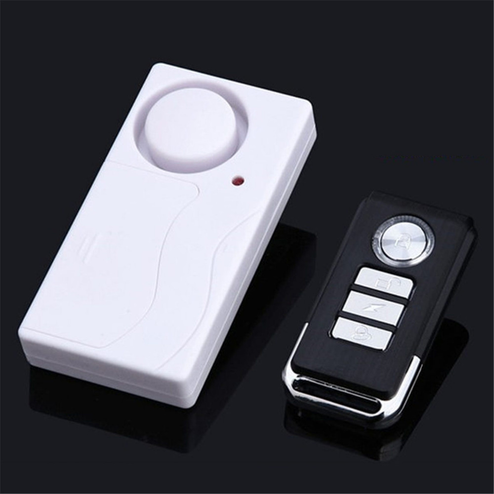 Wireless Remote Control Door Sensor Alarm Sensor Burglar Alarm Security Alarm System Home Protection Kit Door Window Detector 433mhz dual network gsm pstn sms house burglar security alarm system fire smoke detector door window sensor kit remote control