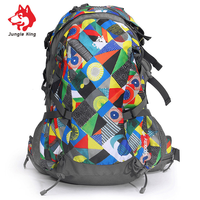 POINT BREAK Professional outdoor climbing sled dog backpack 32 l package camping ACTS go camping mountaineering bag