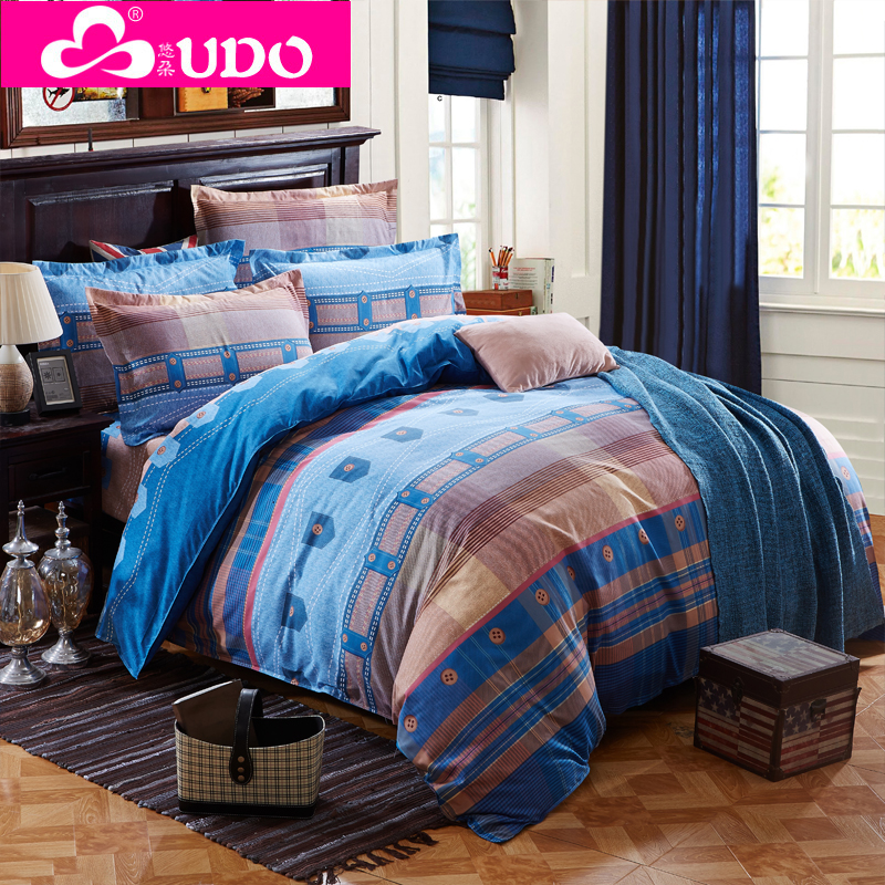 home textile barcelona bedding set romantic duvet cover bedding sheet