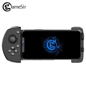 Mando inalámbrico GameSir G6 para juegos móviles con Joystick 3D ultrafino tecnología g-touch para juegos nativos iOS
