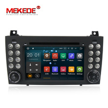 Бесплатная доставка! Px3 четырех ядерный Android 8,1 автомобиль gps навигации dvd-плеер Радио стерео для Benz SLK R171 W171 SLK200 SLK230 SLK280