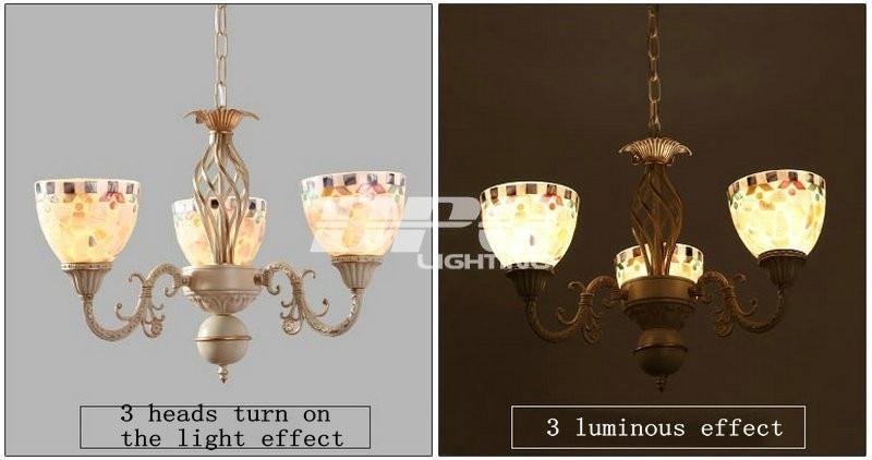 Plafoniere Stile Tiffany : Acquista lampadari stile vintage tiffany con v e