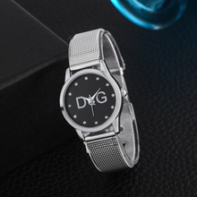 Zegarki Damskie New High-end Women Crystal stainless steel Quartz Watch Lady Outdoor Sport Watches Hot sale Relogio Feminino