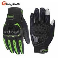 Riding Tribe Motorcycle Gloves Men Women Winter Summer Guantes Moto Gants Luvas Touch Screen Motocross Gloves