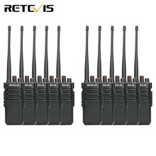 10 шт 10 W рация Retevis RT29 УВЧ или УКВ VOX сканирование IP67 Водонепроницаемый дополнительно двухстороннее радио КВ трансивер