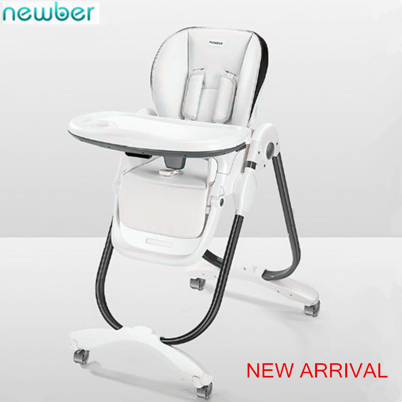 все цены на Baby Dining Highchair Eating Collapsible Portable IKEA Baby Multi-function Table Seat Children Dinner Chair онлайн