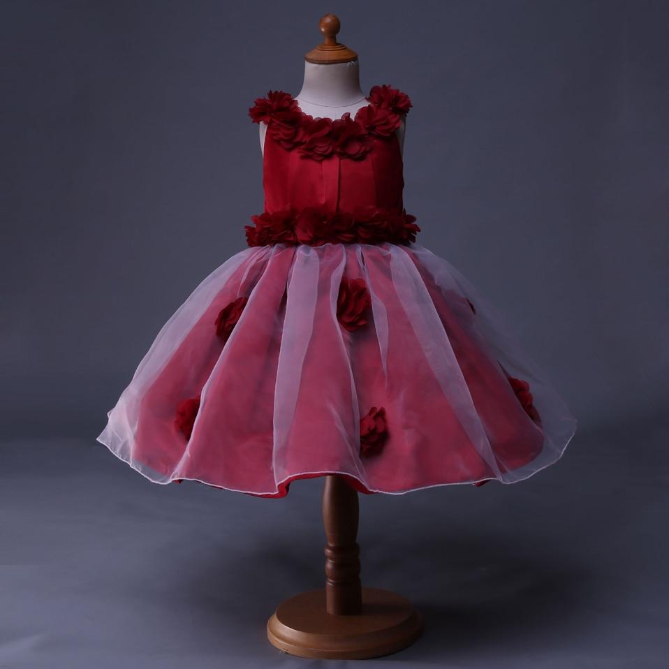 Contemporáneo Desgaste Del Partido Vestidos Para Las Niñas En Línea ...