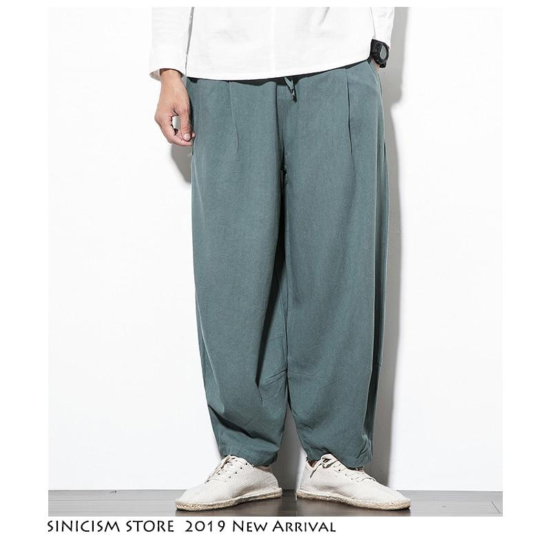 Fashion Sweatpants Hip-Hop Store-Streetwear Harajuku Loose Black Mens 5XL Male Wide-Leg