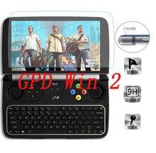 New for GPD Win 2 WIN2  6 GamePad Tablet  Tempered Glass Screen Protector original gpd win fan accessories