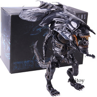 Aliens Alien Queen Action Figure Hybrid Metal Figuration #047 PVC Collectible Model Toy