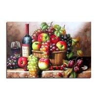 Fruit Still Life 75x50 Cross Stitch Diy Diamond Painting Rhinestones Embroidery Resin Set Canvas Craft Mosaic