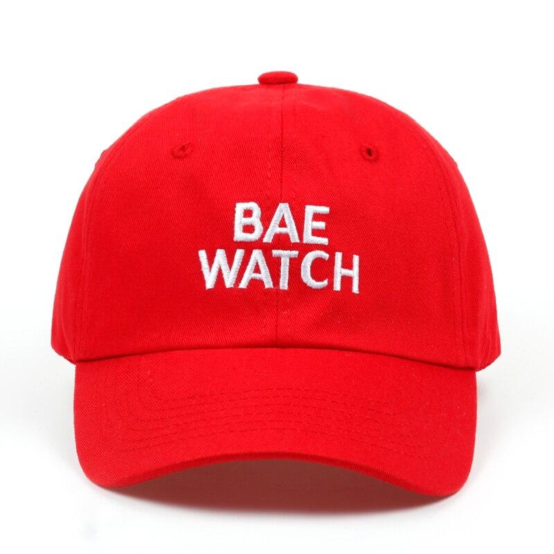 2018 new BAE WATCH Dad Hat Embroidered Hat   Baseball     Cap   Tumblr Pintrest Trending   Baseball   Hat