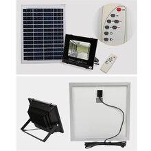 25 Вт 40 60 100 светодиодный солнечный прожектор наружные водонепроницаемые