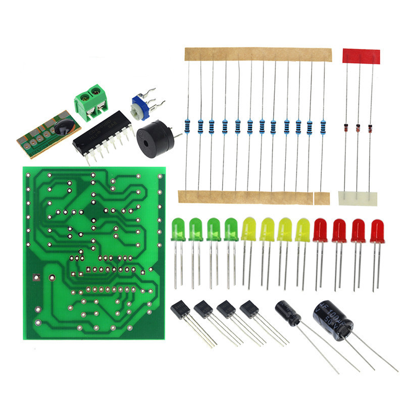 1set CD4060 Dream Light DIY Kit Electronic Fun Suite Birthday Gift Dreamy Suite Electronic manufacture