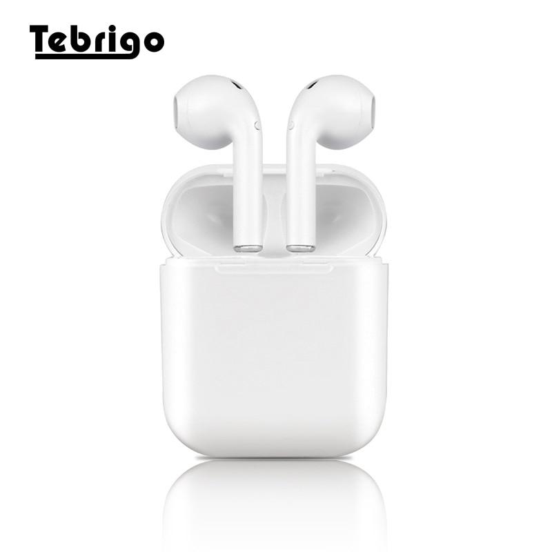 TWS Bluetooth Earphone Earbuds Wireless Headset Double ...