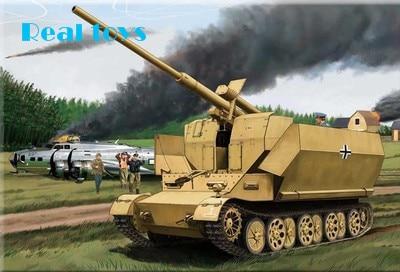 Bronco model CB35062 1 35 Versuchsflakwagen 8 8cm Flak 41 auf Sonderfahrgestell
