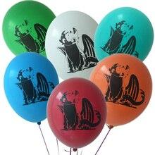 Как приручить дракона Шар Черный Дракон Беззубик шар День рождения ребенок мальчик тема герой декоративная игрушка