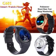 Free shipping!G601 Bluetooth IPS Smart Watch Phone GSM SIM Card For Android iphone Samsung LG