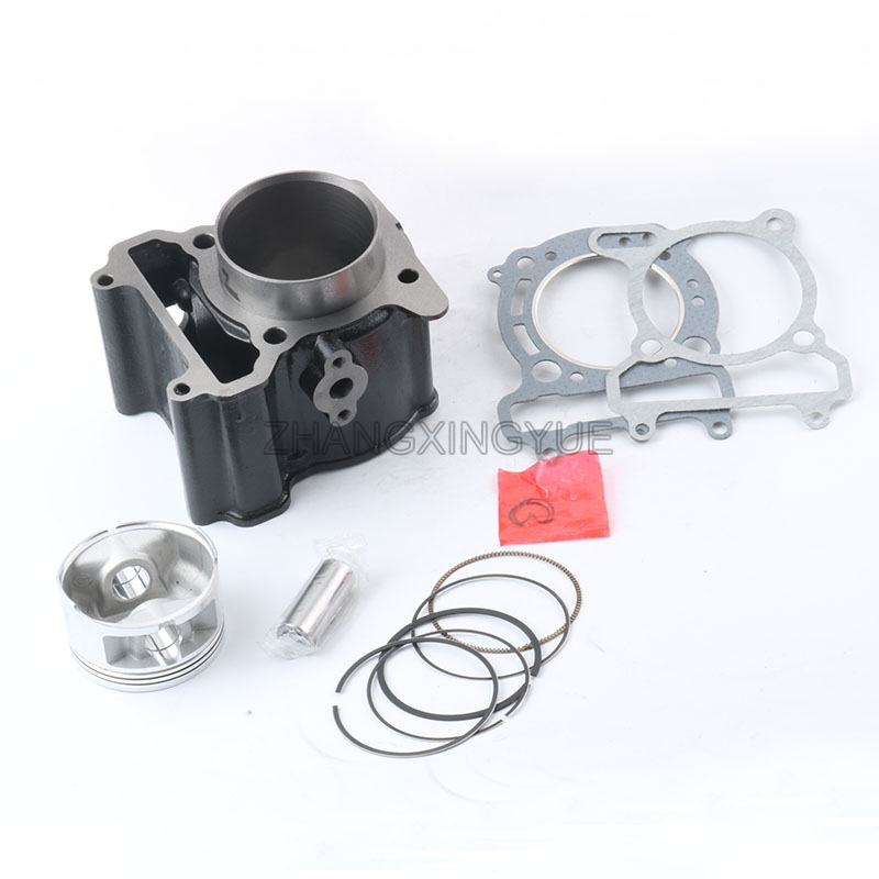 CYLINDER PISTON KIT for YAMAHA Majesty YP250 LINHAI VOG 250 ATV250 169mm 4HC-11311-00 changchai 4l68 engine parts the set of piston piston rings piston pins