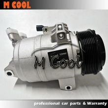 NEW Auto Air Conditioner Compressor For Renault Koleos 2.0L Grooves : 7PK 926007877R 92600JY02A