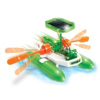 36514 Solar Power Toy Speed Boat Science Experience DIY 21*18*18cm Children Kids Educational Toys