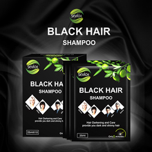 Black Hair Shampoo Make Grey and White Hair Darkening and Shinny in 5 Minutes 1 pcs Sevich Make Up Brand Free Shipping цена