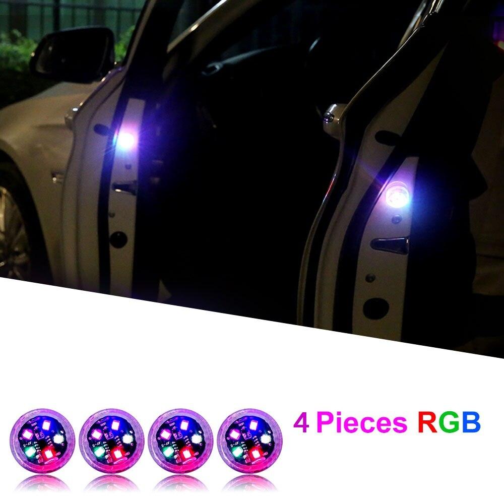 RGB x 4 Lights