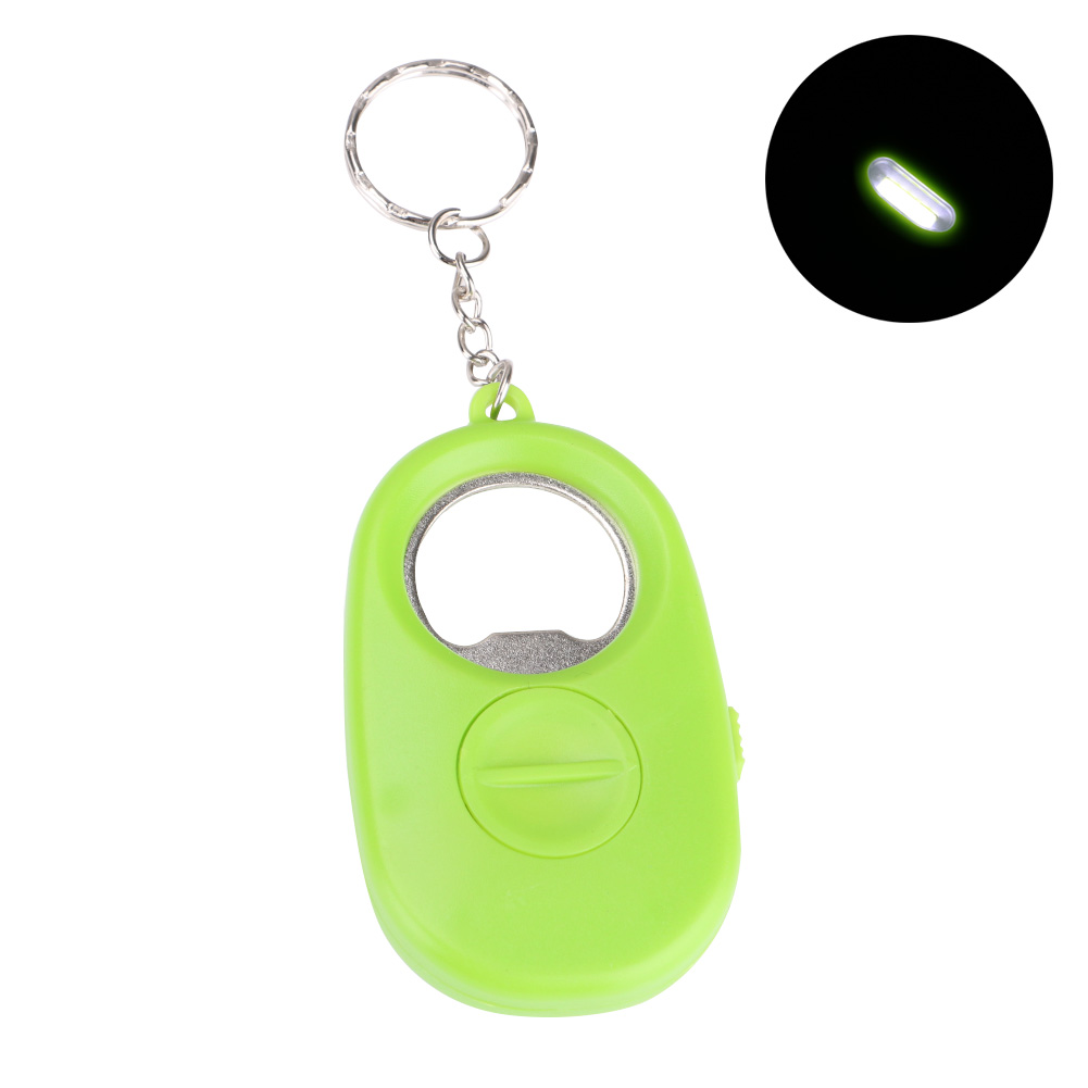 Led Flashlights New Arrival Keychain Flashlight Lamp Torch Built In Cr2032 Battery With Opener Key Ring Light For Emergency Lighting