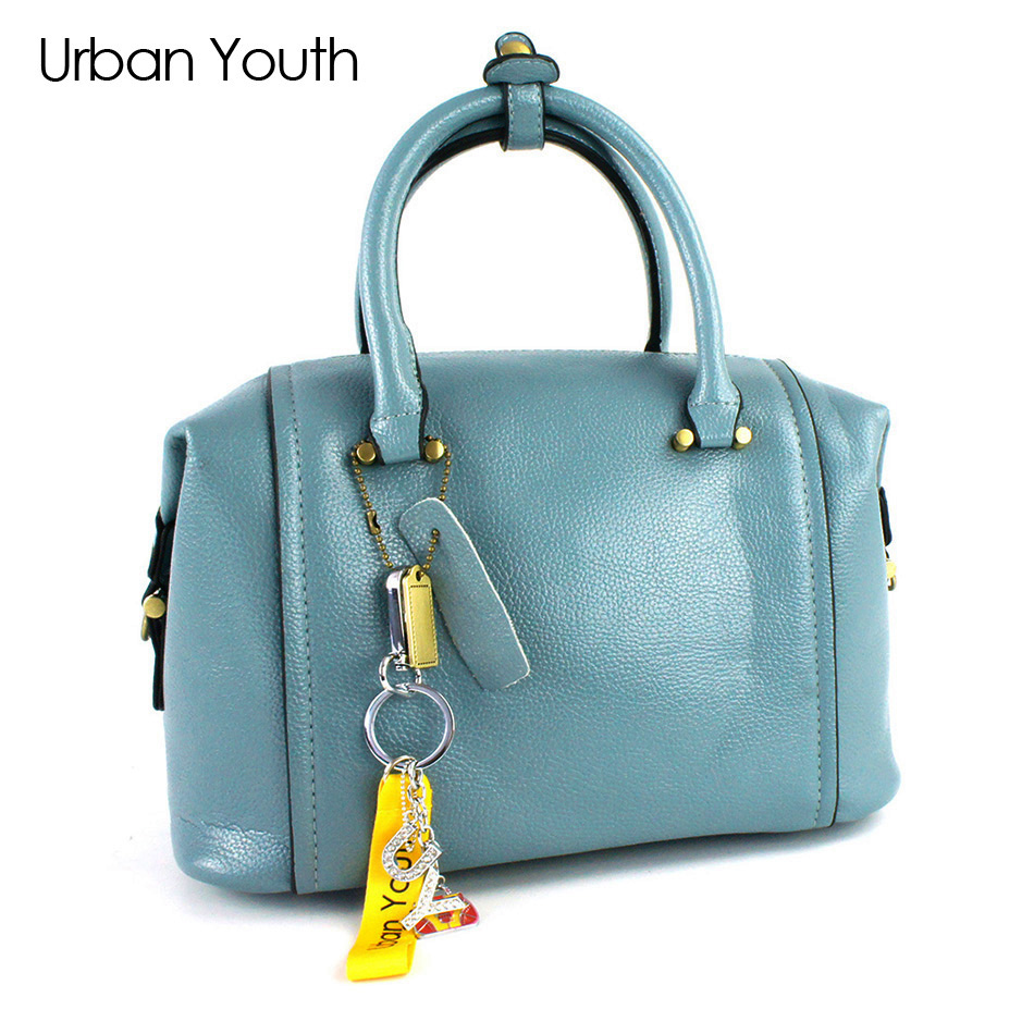 Urban Youth Fashion Handbag Women Bag High Quality PU Leather Shoulder Bag Cross Body Casual Tassel Tote Bags Bolsa Feminina